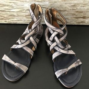 CV sandals, size 7